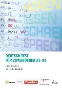Cover-Bild zu Deutsch-Test für Zuwanderer A2-B1 von Perlmann-Balme, Michaela