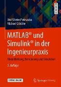 Cover-Bild zu MATLAB® und Simulink® in der Ingenieurpraxis (eBook) von Pietruszka, Wolf Dieter