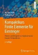 Cover-Bild zu Kompaktkurs Finite Elemente für Einsteiger (eBook) von Hahn, Manfred