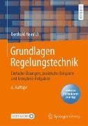 Cover-Bild zu Grundlagen Regelungstechnik (eBook) von Heinrich, Berthold