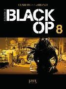 Cover-Bild zu Black OP 8 von Desberg, Stephen