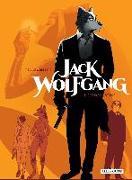 Cover-Bild zu Jack Wolfgang 01. Der Wolf ist los von Desberg, Stephen