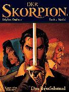 Cover-Bild zu Der Skorpion, Band 1 von Desberg, Stéphen