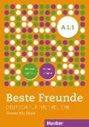 Cover-Bild zu Beste Freunde A1/1 (eBook)