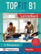 Cover-Bild zu Topfit B1. Lehrerbuch von Georgiakaki, Manuela