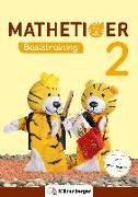 Cover-Bild zu Mathetiger Basistraining 2 von Laubis, Thomas