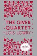 Cover-Bild zu Giver Quartet Omnibus (eBook) von Lowry, Lois