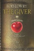 Cover-Bild zu Giver (illustrated; gift edition) (eBook) von Lowry, Lois