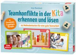 Cover-Bild zu Teamkonflikte in der Kita erkennen und lösen von Mannhard, Anja