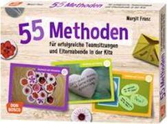 Cover-Bild zu 55 Methoden für erfolgreiche Teamsitzungen und Elternabende in der Kita von Franz, Margit