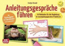 Cover-Bild zu Anleitungsgespräche führen von Brandl, Evelyn