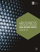 Cover-Bild zu eBusiness (eBook) von Beynon-Davies, Paul