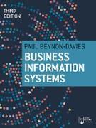 Cover-Bild zu Business Information Systems (eBook) von Beynon-Davies, Paul