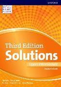 Cover-Bild zu Solutions: Upper Intermediate: Student's Book von Davies, Paul