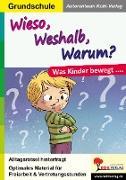 Cover-Bild zu Wieso, Weshalb, Warum? (eBook) von Kohl-Verlag, Autorenteam