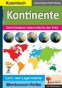 Cover-Bild zu Kontinente (eBook) von Kohl-Verlag, Autorenteam