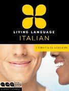 Cover-Bild zu Living Language Italian, Complete Edition von Living Language