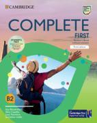 Cover-Bild zu Complete First Student's Pack von Brook-Hart, Guy