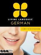 Cover-Bild zu Living Language German, Complete Edition von Living Language