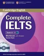 Cover-Bild zu Complete IELTS Bands 6.5-7.5 Workbook with Answers von Wyatt, Rawdon