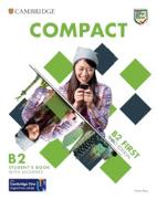 Cover-Bild zu Compact First Student's Book with Answers von May, Peter