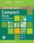 Cover-Bild zu Compact First Workbook with Answers von May, Peter