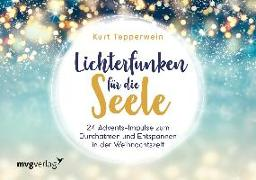 Cover-Bild zu Lichterfunken für die Seele von Tepperwein, Kurt