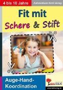 Cover-Bild zu Fit mit Schere & Stift (eBook) von Kohl-Verlag, Autorenteam