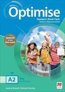 Cover-Bild zu Optimise A2 Student's Book Pack von Reilly, Patricia