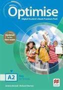 Cover-Bild zu Optimise A2 Digital Student's Book Premium Pack von Mann, Malcolm