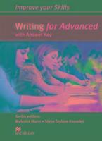 Cover-Bild zu Improve your Skills: Writing for Advanced Student's Book with key von Mann, Malcolm (Reihe Hrsg.)
