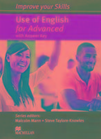 Cover-Bild zu Improve your Skills. Use of English for Advanced. Student's Book with Answer Key von Mann, Malcolm (Reihe Hrsg.)