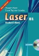 Cover-Bild zu Laser B1. Student's Book + CD-ROM (plus Online) von Mann, Malcolm
