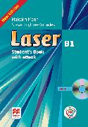 Cover-Bild zu Laser 3rd edition B1 Student's Book + MPO + eBook Pack von Taylore-Knowles, Steve