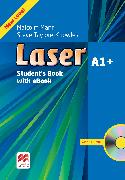 Cover-Bild zu Laser 3rd edition A1+ Student's Book + eBook Pack von Taylore-Knowles, Steve