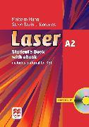 Cover-Bild zu Laser 3rd edition A2 Student's Book + eBook Pack von Taylore-Knowles, Steve