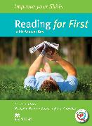 Cover-Bild zu Improve your Skills: Reading for First Student's Book with key & MPO Pack von Mann, Malcolm (Reihe Hrsg.)