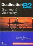 Cover-Bild zu Destination B2 Intermediate Student Book -key von Mann, Malcolm