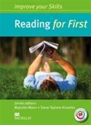 Cover-Bild zu Improve your Skills: Reading for First Student's Book without key & MPO Pack von Mann, Malcolm (Reihe Hrsg.)