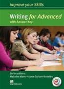 Cover-Bild zu Improve your Skills: Writing for Advanced Student's Book with key & MPO Pack von Mann, Malcolm (Reihe Hrsg.)