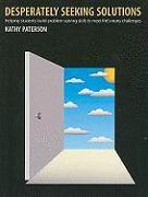 Cover-Bild zu Desperately Seeking Solutions von Paterson, Kathy