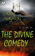 Cover-Bild zu Dante Alighieri - The Divine Comedy (Illustrated) (eBook) von Alighieri, Dante