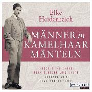 Cover-Bild zu Männer in Kamelhaarmänteln (Audio Download) von Heidenreich, Elke