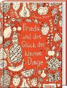 Cover-Bild zu Frieda und das Glück der kleinen Dinge von Behnke, Andrea