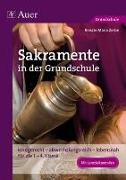 Cover-Bild zu Sakramente in der Grundschule von Zerbe, Renate Maria