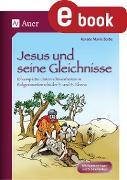 Cover-Bild zu Jesus und seine Gleichnisse (eBook) von Zerbe, Renate Maria