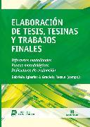 Cover-Bild zu Elaboración de tesis, tesinas y trabajos finales (eBook) von Resala, Graciela