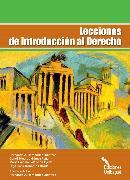 Cover-Bild zu Lecciones de Introducción al Derecho (eBook) von Peña, Gentil Eduardo Gómez