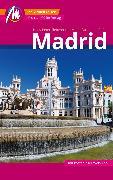 Cover-Bild zu Madrid MM-City Reiseführer Michael Müller Verlag (eBook) von Siebenhaar, Hans-Peter
