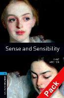 Cover-Bild zu Oxford Bookworms Library: Level 5:: Sense and Sensibility audio CD pack von Austen, Jane